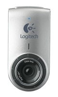 LOGITECH webcam QuickCam Deluxe - pro notebooky